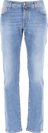 Jacob Cohen Jeans On Sale, Light Denim Blue, Cotton, 2019, US 31 - EU 47 US 32 - EU 48 US 33 - EU 49 US 34 - EU 50 US 35 - EU 51 US 36 - EU 52