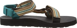 Teva Womens Original Universal Open Toe Sandals, Multicolour (Cactus Sunflower Csnf), 5 UK (38 EU)
