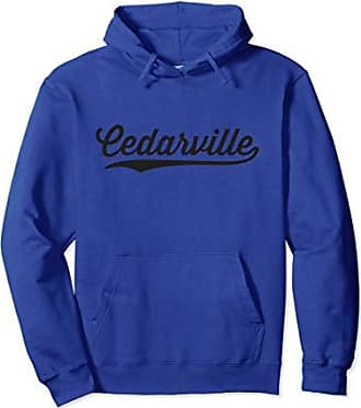 Venley Cedarville Yellow Jackets NCAA Womens Hoodie 46CVU-1