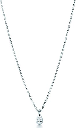 Tiffany & Co. Elsa Peretti Diamonds by the Yard Anhänger in Sterlingsilber