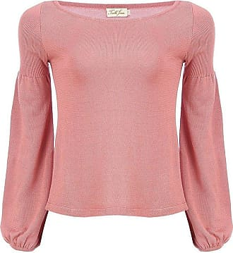 Tulle Jour Blusa Alexis Nude - Mulher - PP BR