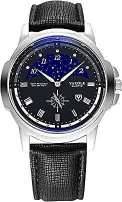 Yazole Relógios de Pulso Masculino YAZOLE Z 407 à Prova d Água (3)