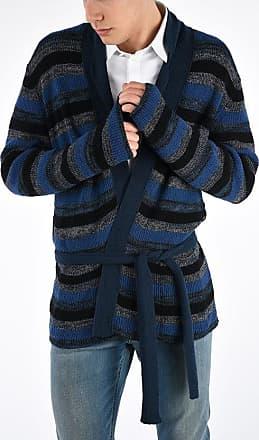 Roberto Collina Striped Cardigan size 48