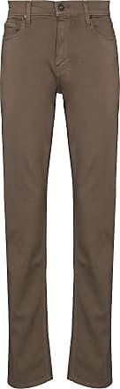 Paige Calça jeans slim Federal - Verde