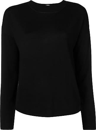 Aspesi Blusa de tricô - Preto