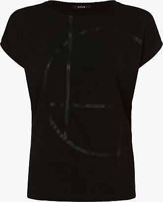 OPUS Damen Blusenshirt - Seomi schwarz