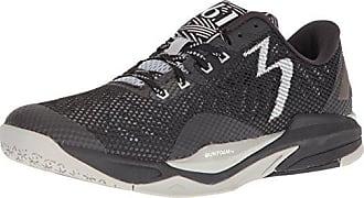 361° Mens 361-MAZER Basketball Shoe, Black/Silver_1002, 15 M US