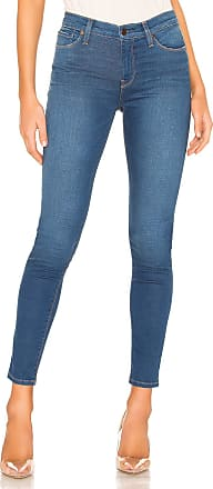Hudson Nico Midrise Super Skinny Ankle in Blue
