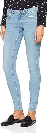 Noisy May Womens Nmeve Lw Pckt Piping Jeans Vi883lb Noos, Light Blue Denim, 27W / 30L