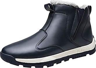 Damen Stiefelette Boots Kunstleder Freizeit Schuhe Gefüttert 2017 Camel