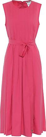 Max Mara Extra cotton-blend midi dress