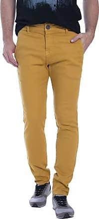 Eventual Calça Jeans Eventual Alfaiataria Caramelo 36