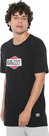 Grizzly Camiseta Grizzly Family Of Grizz Preta