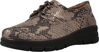 24 Horas Women Lace Shoes Women 24292 Multicolor 5.5 UK