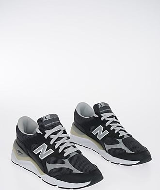 New Balance Leather and Fabric Sneakers size 41,5