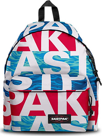 Eastpak PADDED PAKR Rucksacks hommes Blue/White/Red - One size - Rucksacks