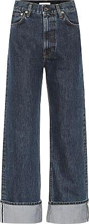 Helmut Lang Dark Femme Hi straight jeans