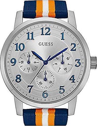 Guess Relógio Guess Masculino Multifunção Azul 92647G0GDNN2