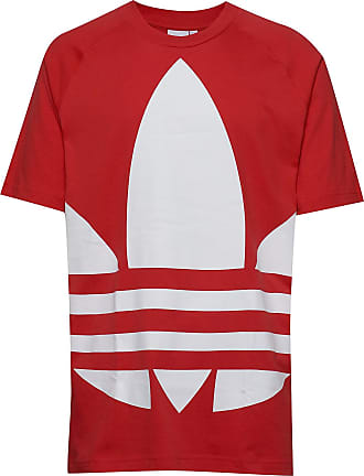 adidas Originals LS Pique Tee Maroon