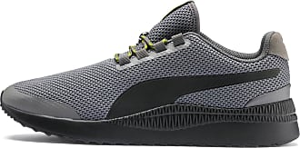 Puma Mens PUMA Pacer Next FS Knit 2.0 Trainers, Grey, size 3.5, Shoes