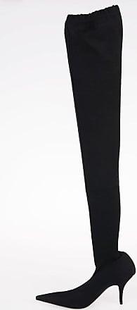 Balenciaga 8cm Fabric Stretch Boots size 37