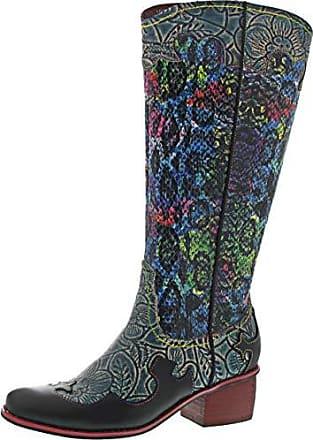 Laura Vita SL68158 4 Gecaio 04 Damen Schuhe Stiefel Westernstiefel
