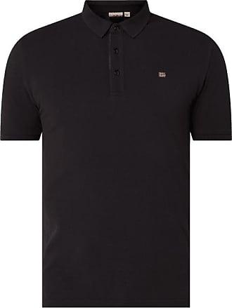 Napapijri Herren Poloshirts in Schwarz | Stylight