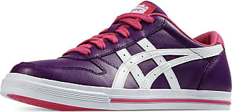 Onitsuka Tiger Mens Aaron Gs Trainers Purple Size: 5