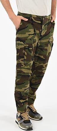 Balenciaga Camouflage Cotton Cargo Pants size 50
