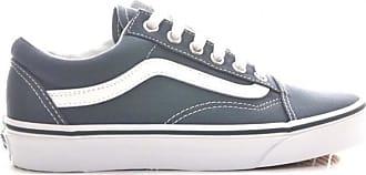 84979c0e0 Vans Zapatillas Vans Old Skool Azul Marino Tela 35 Marino