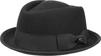 b21d6863247 Lierys Fedora Pork Pie Trilby felt hats (XL (60-61 cm) -