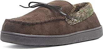 ac7b162bf4e4 Realtree Real Tree Mens Memory Foam Camo Moccasin House Slipper Indoor  Outdoor