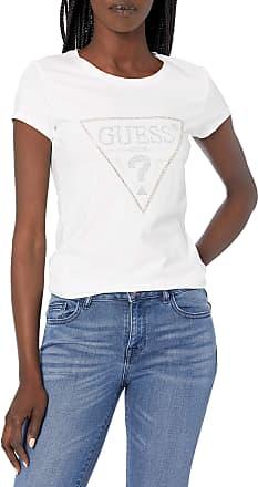 Guess surdimensionné Classique Logo T-shirt femme