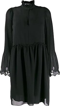 See By Chloé Vestido com mangas amplas - Preto