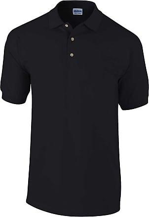 Gildan Gildan Mens Heavyweight 100 Short Sleeve Ultra Cotton Polo Shirt