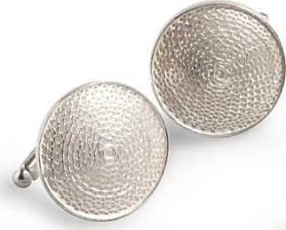 Novica Silver filigree cufflinks, Starlit Moon
