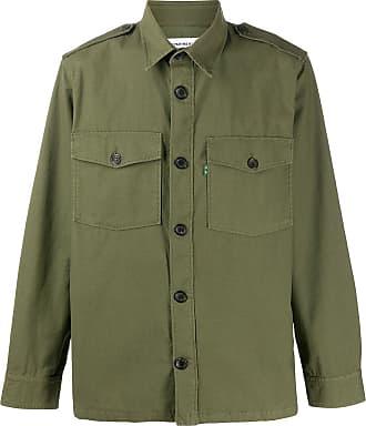 Department 5 Camisa estilo militar - Verde