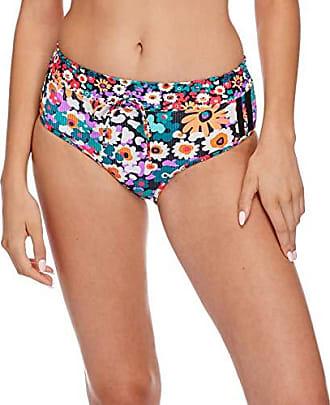 953f409c6f345 Bodyglove Body Glove Womens Retro High Rise Bikini Bottom Swimsuit