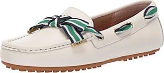 16d2a2b3583 Ralph Lauren Lauren Ralph Lauren Womens Becka Driving Style Loafer Artist  Cream 9.5 B US