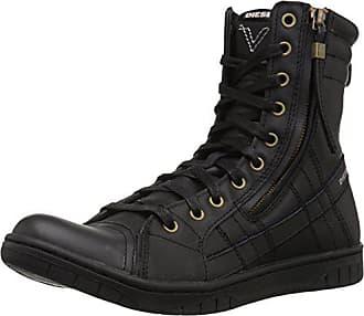03616fa76a10 Diesel Mens Tatradium D-VALADIUM Fashion Boot Black 7.5 M US
