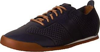 Clarks Mens Siddal Sport Loafers, Dark Blue Leather, 10 M US