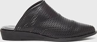 Kelsi Dagger Adelaide Flats Black Leather WomenS Flat 9.5