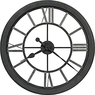 Howard Miller 625637 Torrence Wall Clock Antique Gray