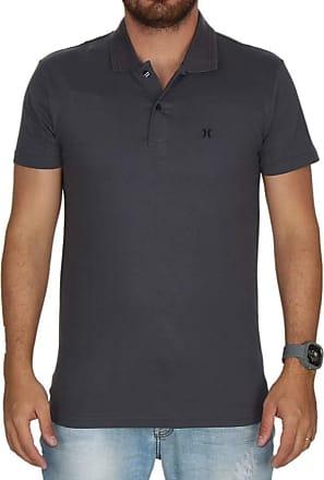 Hurley Camisa Polo Hurley - Cinza - GG