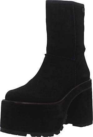 Yellow Women Womens Boots Volt I Black 2.5 UK