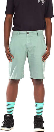 Lost Bermuda Casual Chino Lost Basics - Verde - 40