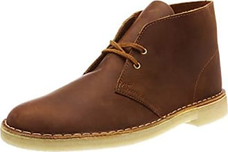 2536bc6dd7c4b4 Clarks Desert Boots Homme, Marron (Beeswax Leather), 40 EU