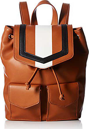 Danielle Nicole Womens Lewis Backpack, Cognac Combo