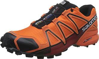 Salomon Tênis Masculino Speedcross 4 Laranja/Vermelho 392401 - Salomon - 44