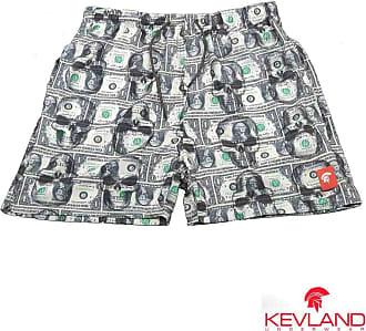 Kevland Underwear Short Kevland Dolar Skull II Tamanho:G;Cor:Verde